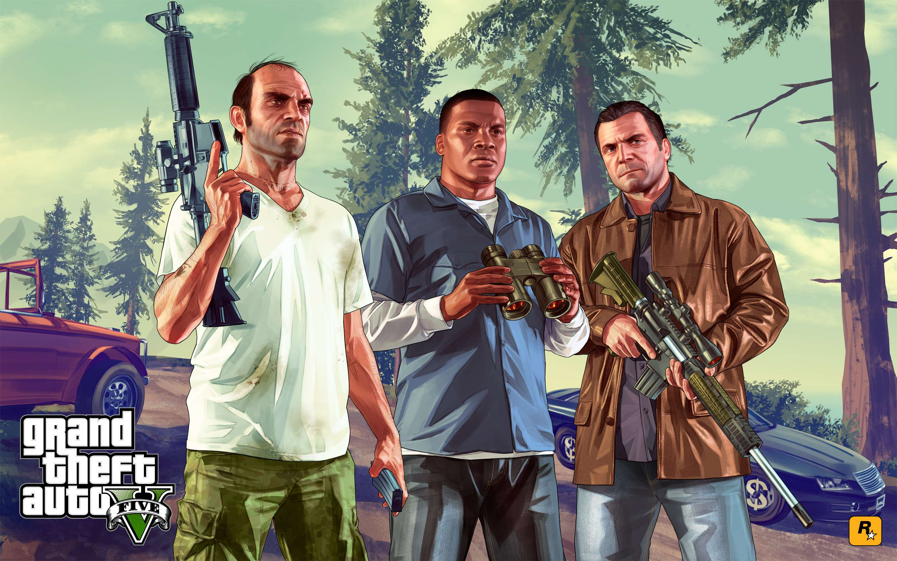 GTA 5 For Android and iOS - Mobile Download